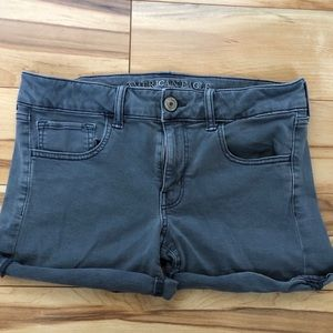American Eagle Gray Shorts